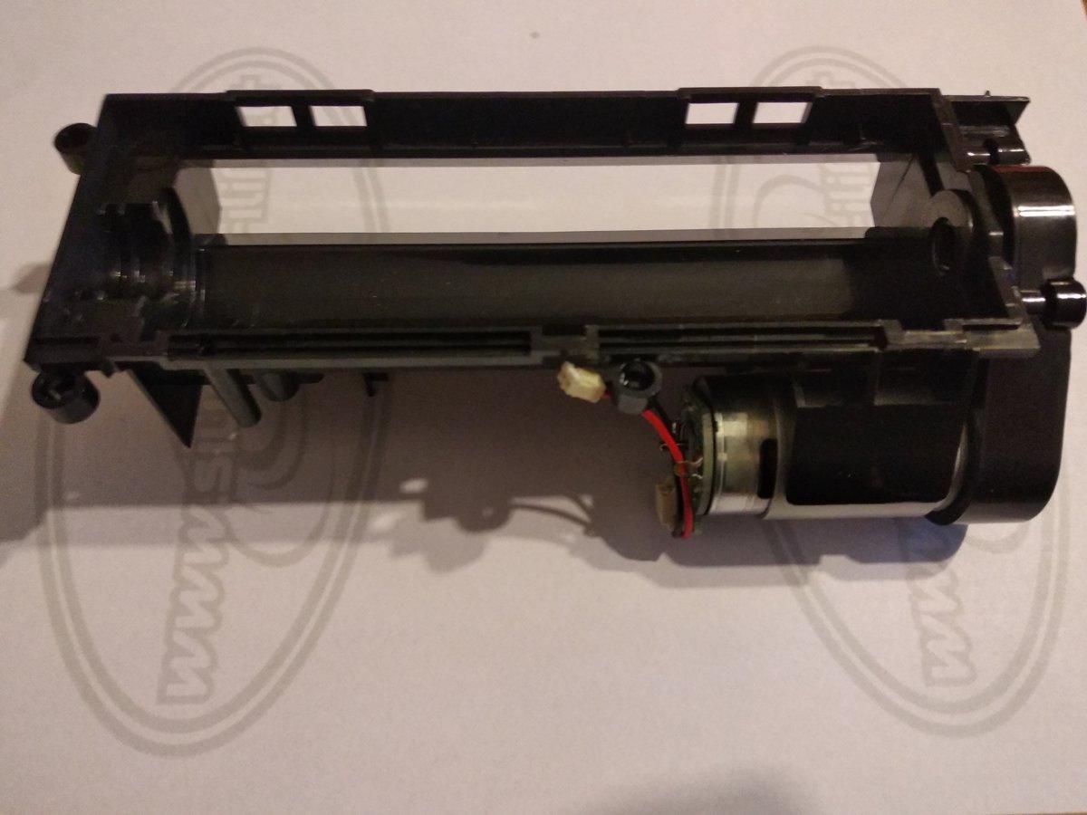 ILIFE A6 X620 X623 pagrindinio šepetėlio modulis su varikliu