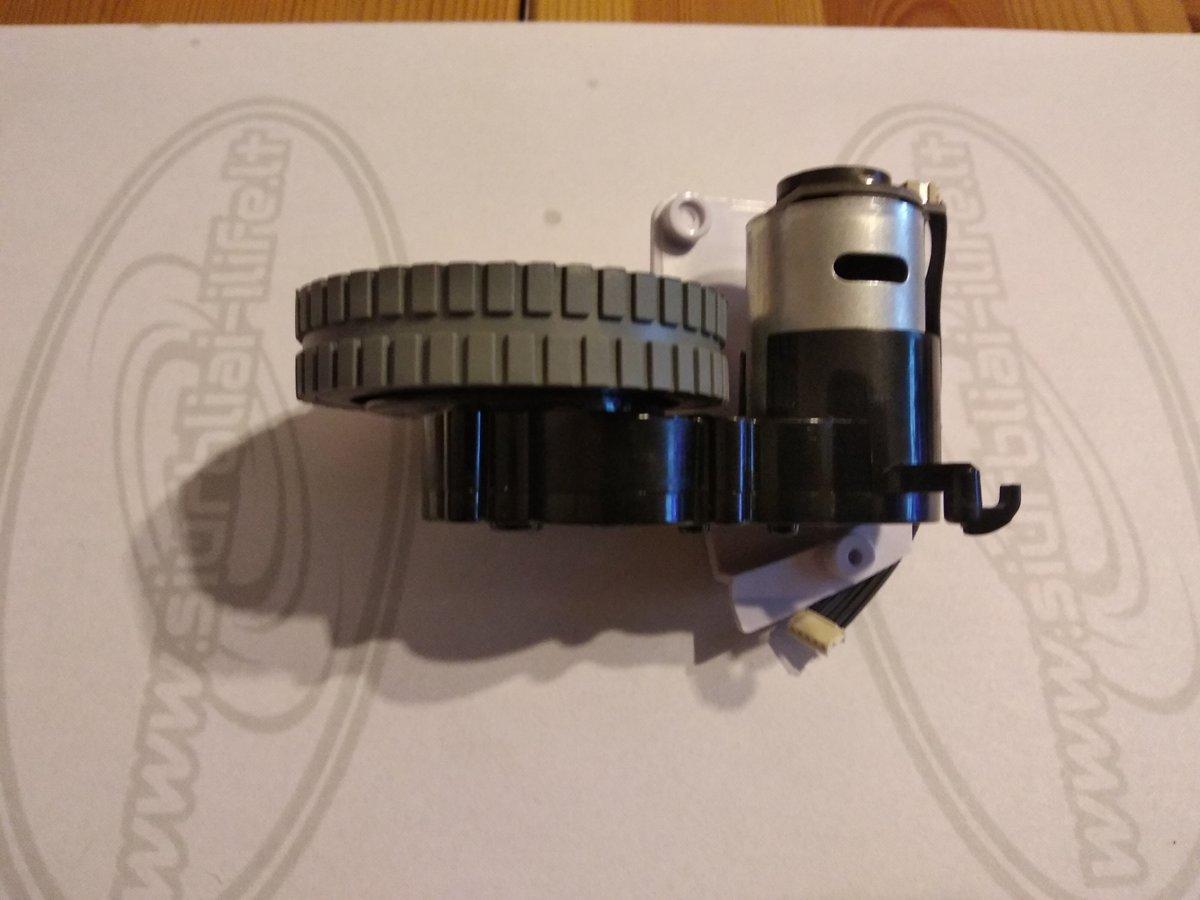 ILIFE A6 X620 X623 kairiojo ratuko modulis su varikliu