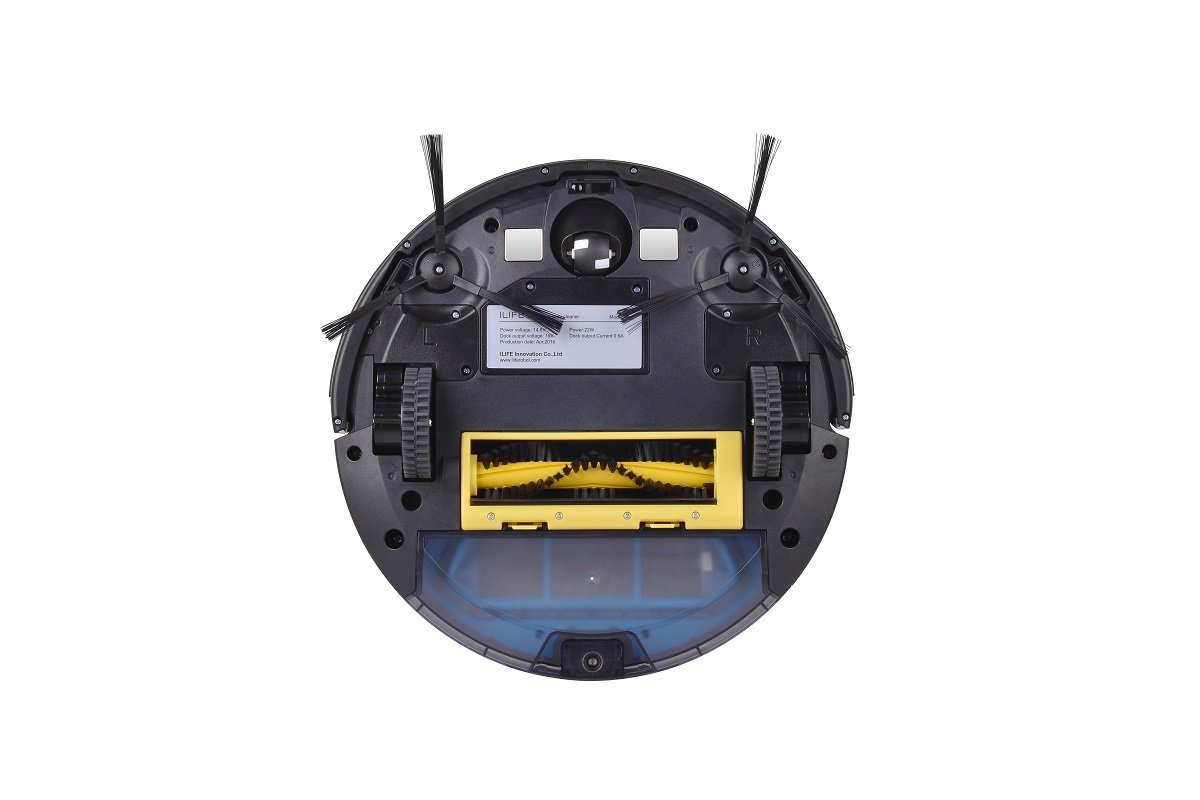 Dulkių siurblys robotas ILIFE A4s